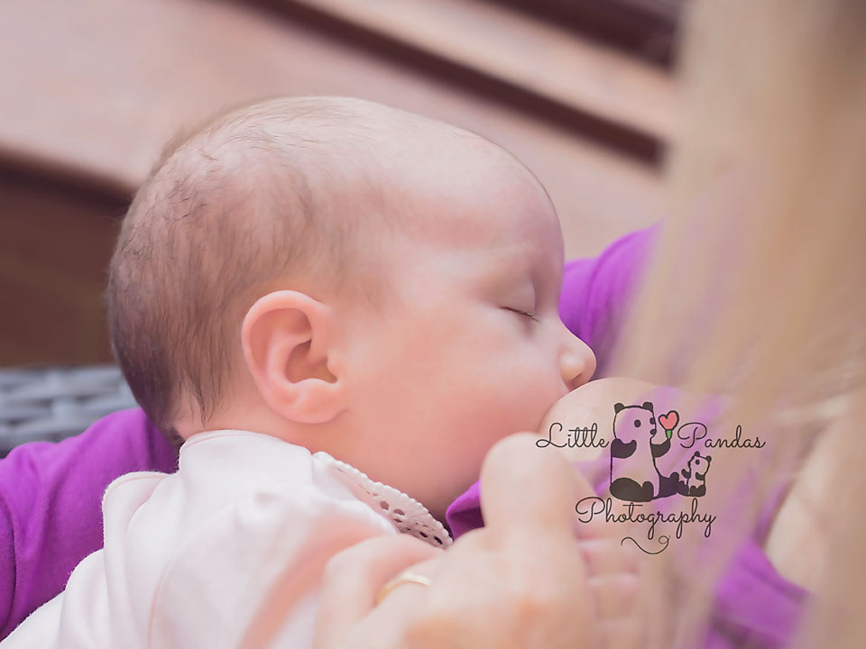breastfeeding photography baby close up