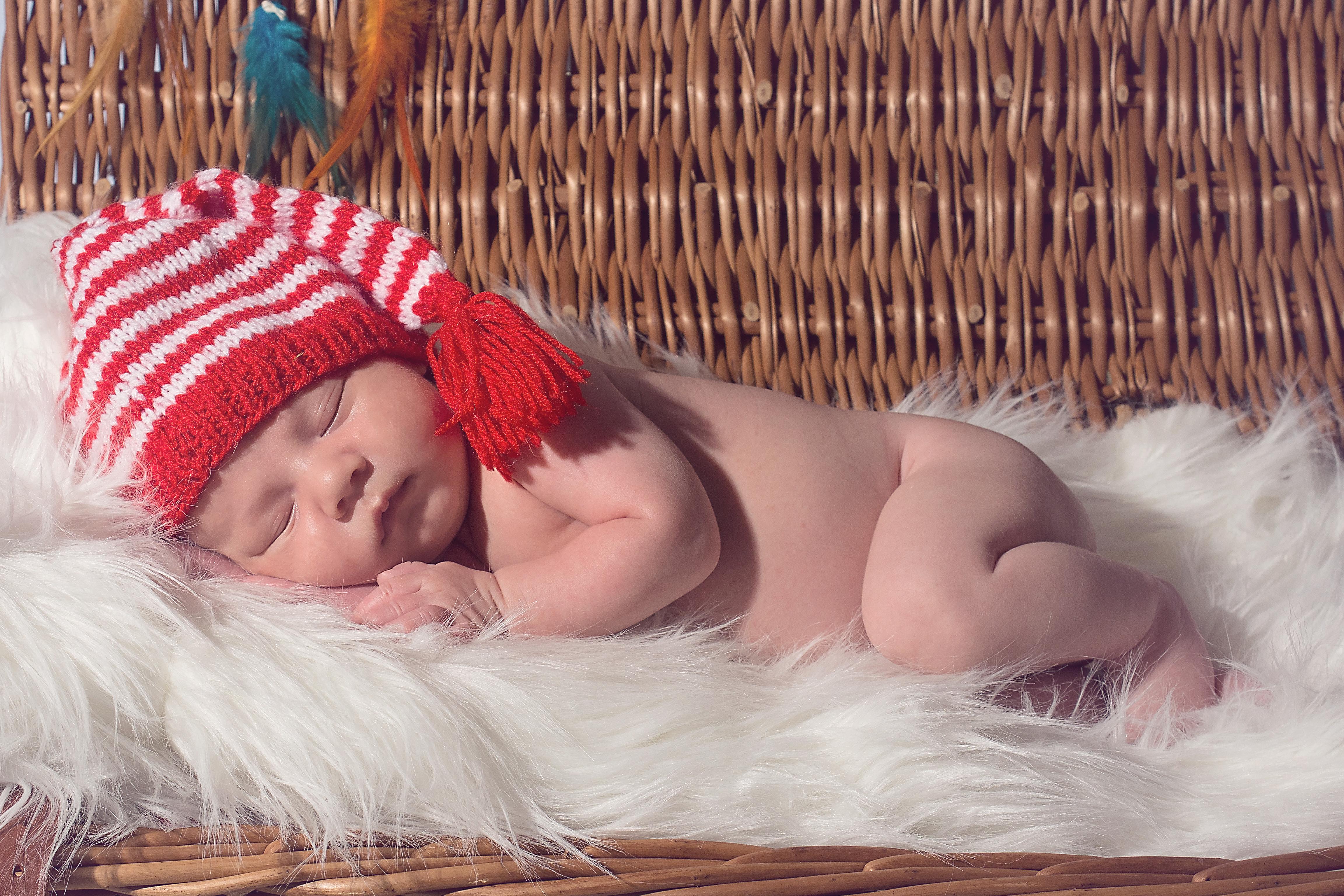 Bespoke home newborn and baby photography